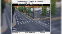 Harmony: Clackamas Co - Otty Rd at Fuller Rd - Actual