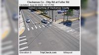 Harmony: Clackamas Co - Otty Rd at Fuller Rd - Dia