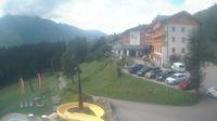 Berg im Drautal: Hotel Glocknerhof - Overdag