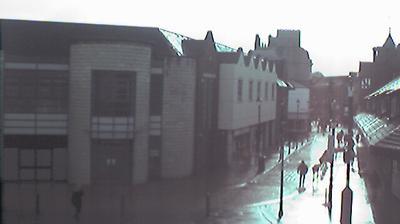 Tageslicht webcam ansicht von Rhostyllen: Wrexham