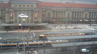 Leipzig > South-East: Hauptbahnhof - Deutschlan; Europa - El día