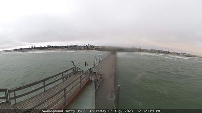 Tageslicht webcam ansicht von Swakopmund