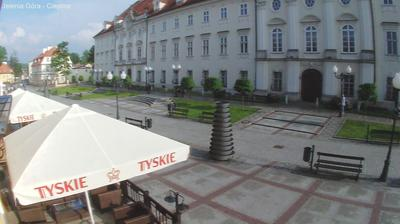 Webkamera Cieplice Śląskie Zdrój: Jelenia Góra − Cieplice, P