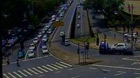 Belo Horizonte: Tr�nsito: Av. Contorno x Av. N. Sra. do Carmo - Overdag