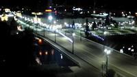 Omsk: Вебкамера расположена в Омске возле Юбилейного моста, по улице Ленина - Current