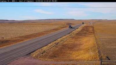 Webkamera Marietta: US-18 near Edgemont, SD (MM 1.7)