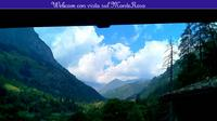Gressoney-Saint-Jean › North: Valle d'Aosta, Italia: vista sul Ghiacciaio del Monterosa - Dia