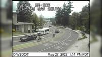 Bainbridge Island › South: SR  at MP .: Winslow Way South - El día