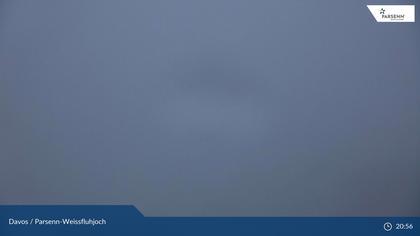 Davos: Dorf - Weissfluhjoch, Blick Gotschna