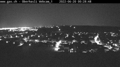Niederhasli › Süd-Ost: Oberhasli: Flughafen - Alpen