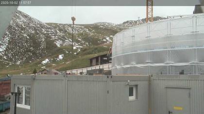 Sankt Moritz: Bergrestaurant Marguns