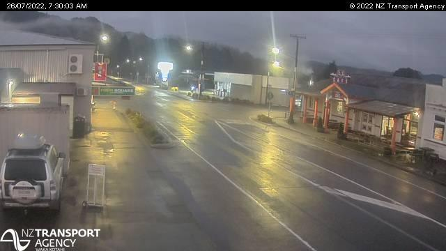Webcam Murchison › South: SH6 − Nelson