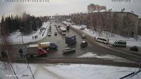 Kopeysk › South: Ulitsa Sutyagina - Ulitsa Kuznetsova - Overdag
