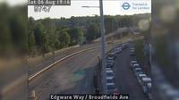London Borough of Barnet: Edgware Way - Broadfields Ave - Recent