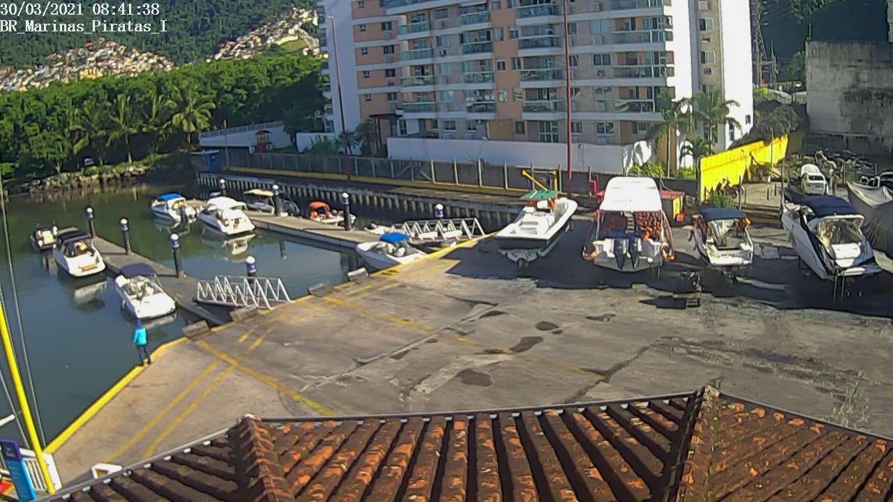Webcam Angra dos Reis › West: Marina Piratas