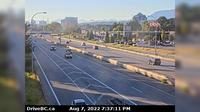 Richmond › North: , Hwy  at Cambie Rd in - looking north