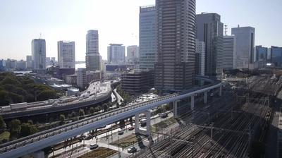 Webcam Tokyo: Prefecture − Shiodome