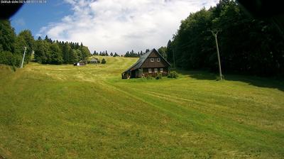 Vue webcam de jour à partir de Šerlich › North: Královéhradecký