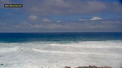 Vue webcam de jour à partir de Cascais: Arriba