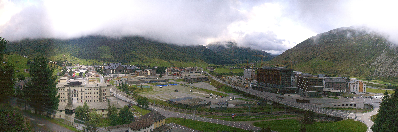 Andermatt: Holiday Village Andermatt Reuss - Andermatt, Bahnhof - Andermatt Swiss Alps AG - Andermatt Dorf - Urserental