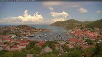 Gustavia: Webcam de St-Barth - Port de - Recent