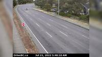 Saanich > North: , Hwy  (Patricia Bay Highway) at Ravine Way, looking north - Current