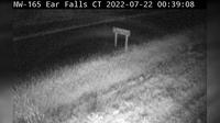 Ear Falls Township: Highway  near Ear Falls (Central Time) - Current