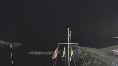 Medio Levante: Live cam Genoa - Punta Vagno Beach
