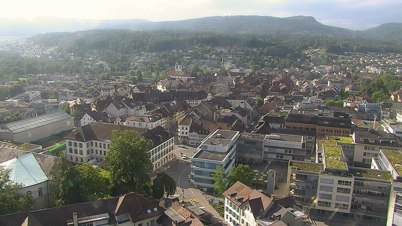 Webcam Aarau: Stadt