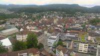 Aarau: Stadt - Overdag