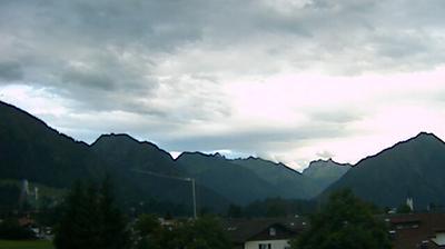 Thumbnail of Oberstdorf webcam at 12:02, Aug 1