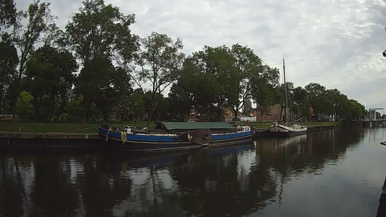 Webkamera Enkhuizen › East: Oude Haven − Paktuinen