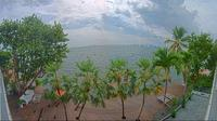 North Bay Village: Wannman Cam, Miami's Biscayne Bay - Day time