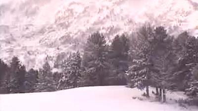 Webcam Ax-les-Thermes: Jardin des neiges