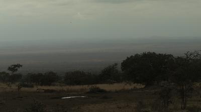 Daylight webcam view from Chyulu Hills: Mt. Kilimanjaro