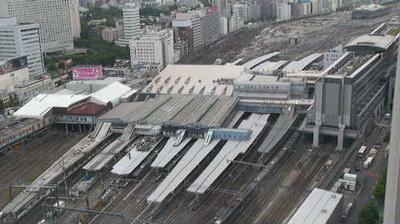 Webcam 白金: 品川駅