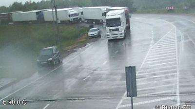 Webcam Чернышевское: погранпереход − Кибартай