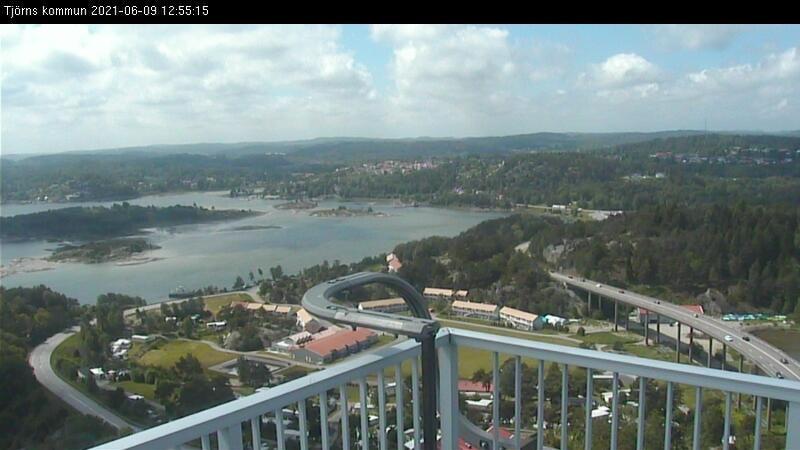Webcam Vänsjö: Gobteborg − Traffic Views