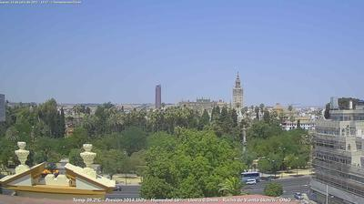 Seville Daglicht Webcam Imagez