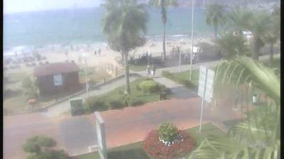 Webcam Alanya › South-West: Kleopatra Plajı