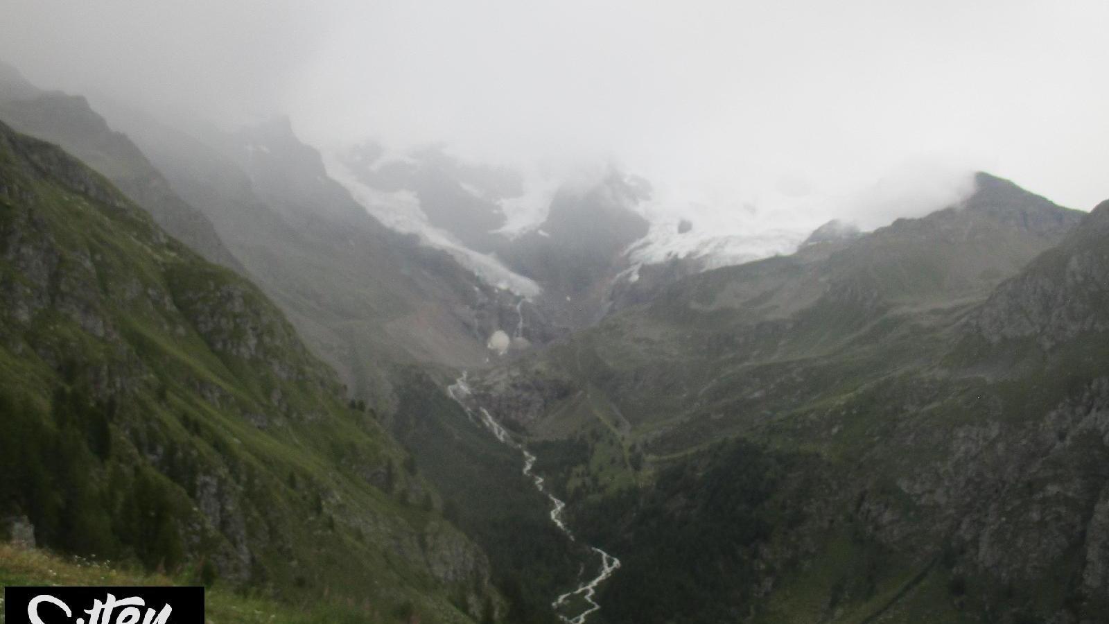 Webcam Gressoney-La-Trinitè › North-East: Monte Rosa