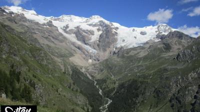 Gressoney-La-Trinite › North-East: Monte Rosa