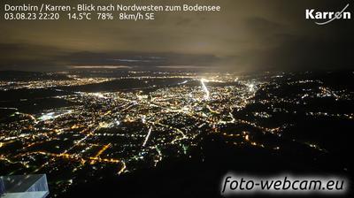Thumbnail of Dornbirn webcam at 1:09, Jul 30