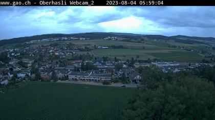 Niederhasli › Süd-West: Oberhasli, Dorf - Zürich