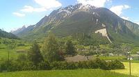 Etiez: Catogne - Val Ferret - Great St Bernard Pass - Overdag