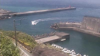 Tageslicht webcam ansicht von Mikura jima: Mikurajima