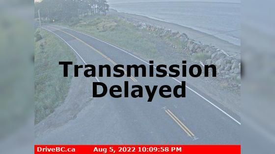 Webkamera Tlell › North: Hwy 16 at Wiggins Rd, on the east c
