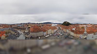 Graz Huidige Webcam Image