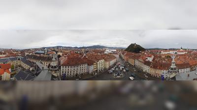 Graz Daglicht Webcam Image