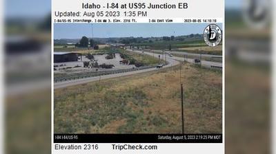 Thumbnail of Fruitland webcam at 5:07, Oct 23